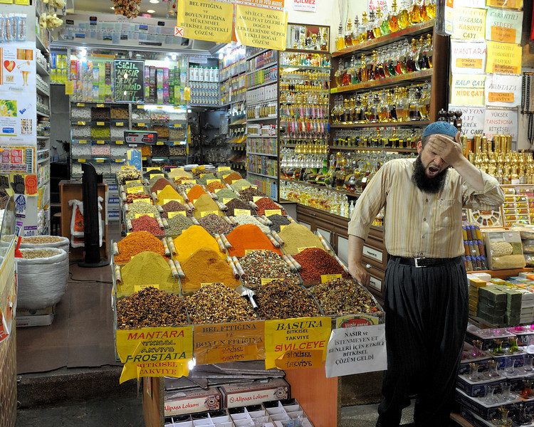 Spice Shop at Grand Bazar