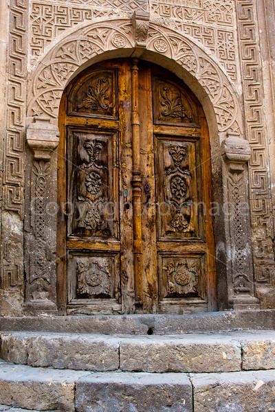 Mosque Door in Mustafa Pasar