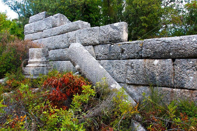 Ruins at Termessos