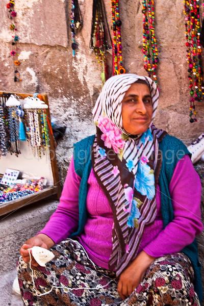 Vendor in Ankara