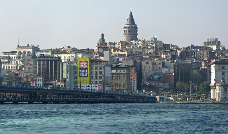 Across the Golden Horn