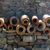 Ephesus had an extensive plumbing system, pipes carried water to the citizens.