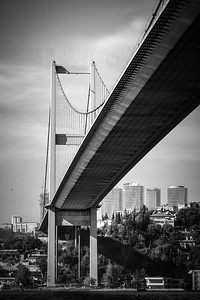 Over the Bosporus
