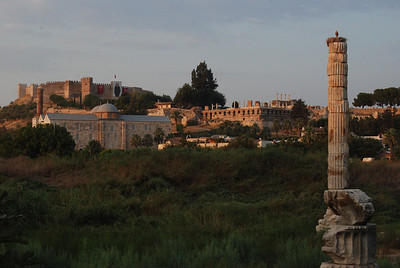 Temple of Artemis, Selcuk Turkey