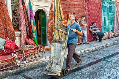 Carpet Shop Istanbul