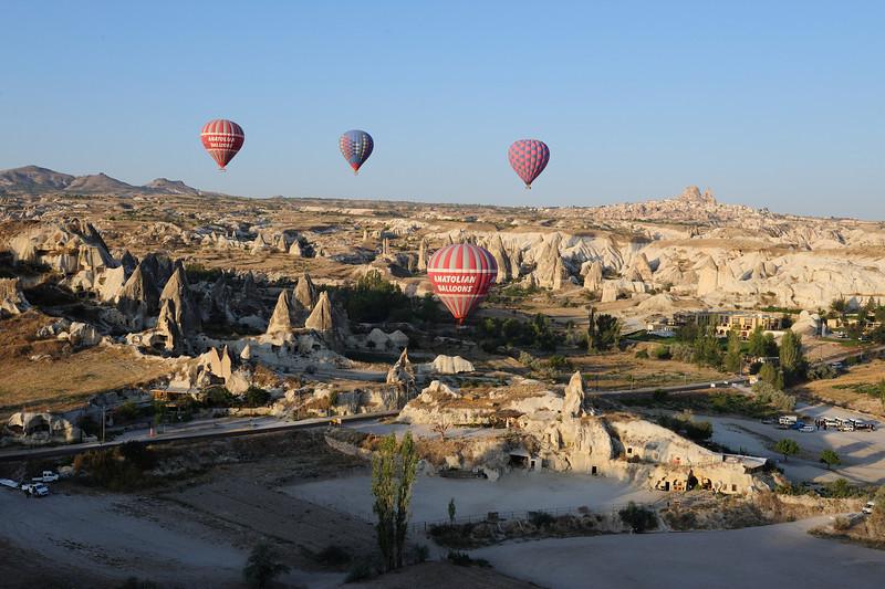Ballons over Cappadocia (Kapadokya)