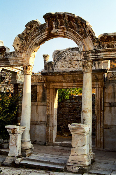 Kusadasi, Turkey (ruins of ancient Ephesus)