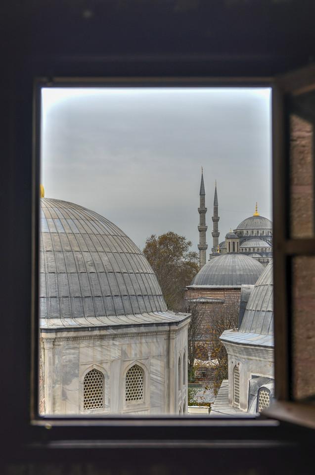 Blue Mosque - Istanbul, Turkey