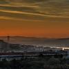 Sunrise over Bosporus