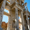 Facade, Library of Celsus
