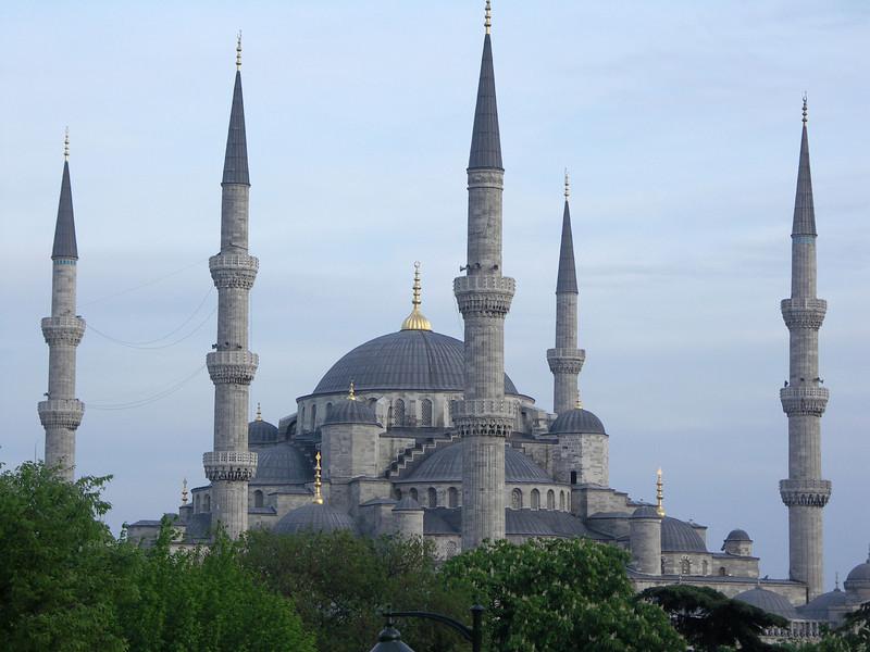 Sultanahmet Camii: The Blue Mosque