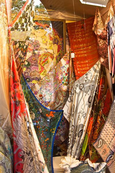 Koza Han-Silk market
