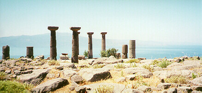 Temple of Athena -- Assos, Turkey