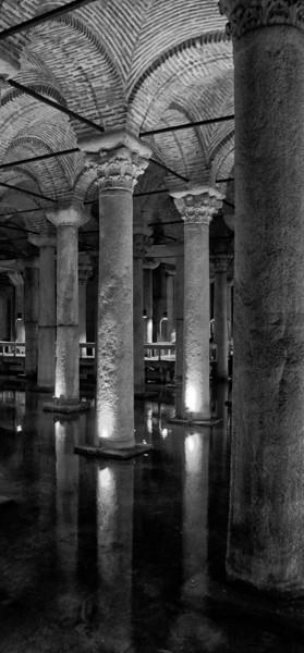Basilica Cistern. Istanbul