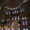 Interior, Blue Mosque