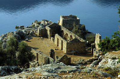 Kekova in Turkey
