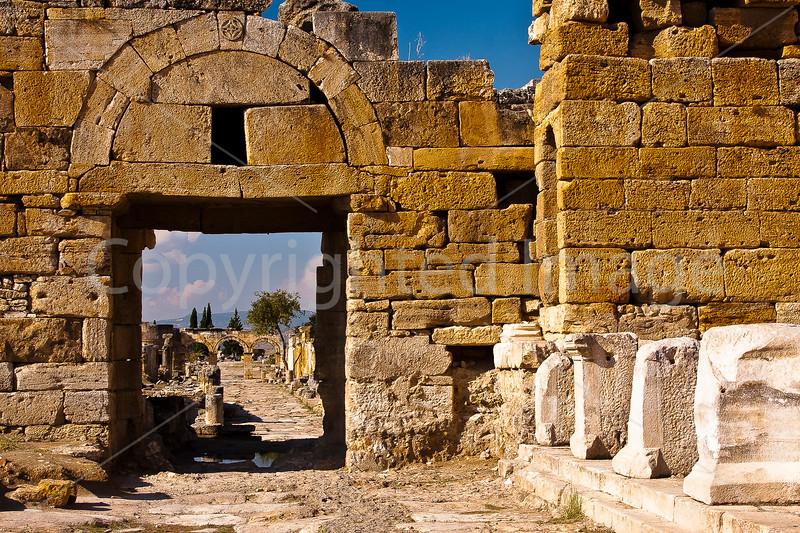 Hierapolis gate