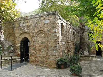 This was the final home of the Virgin Mary