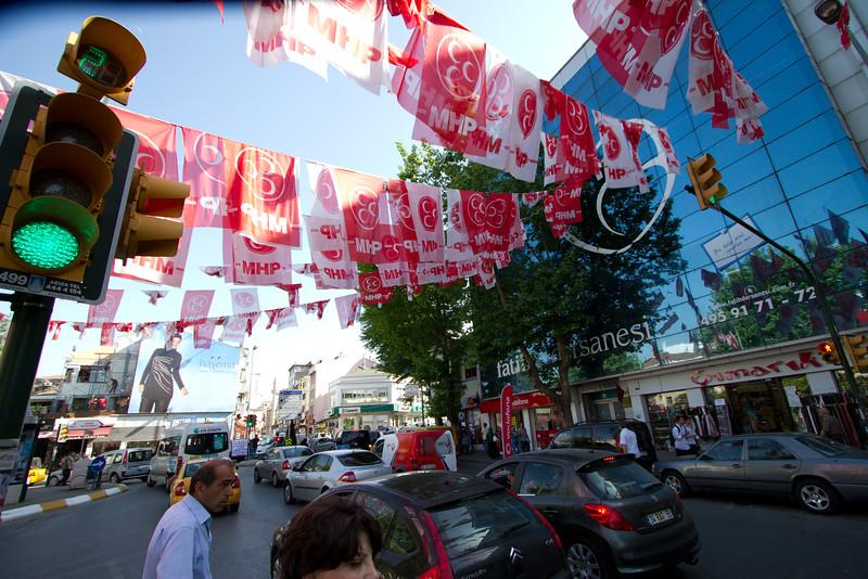 Downtown Üsküdar