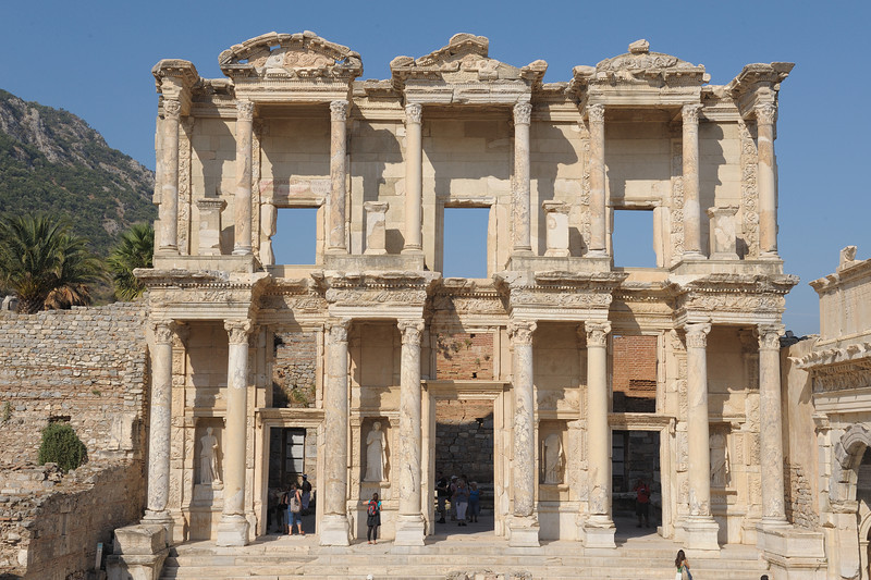Library at Ephesus