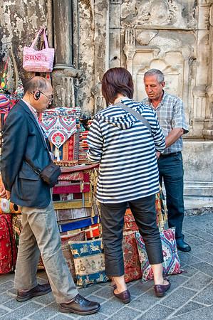 Bazaar Shopping Istanbul