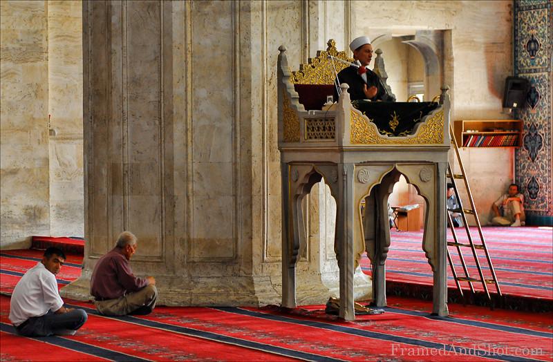 Mosque in Ankara