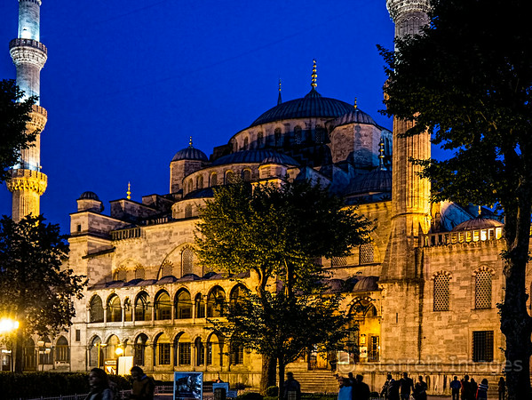Sultan Ahmed (Blue) Mosque, 1609-1616
