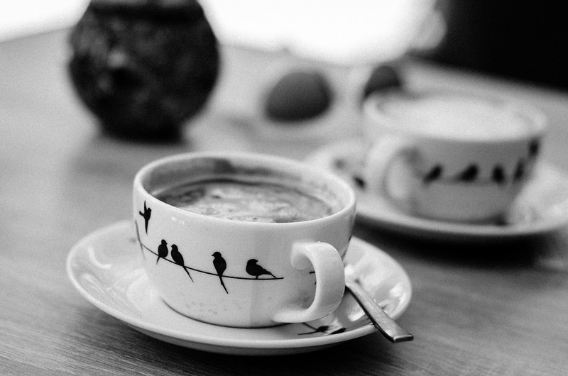 Turkish Coffee | Antalya, Turkey | September 2014