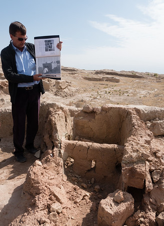 Gonor Depe: Local archaeologist