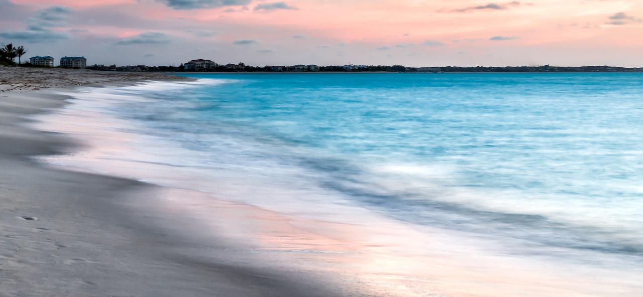 Leeward Beach Reflections