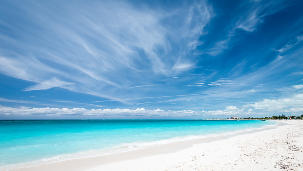 The Incomparable Grace Bay Beach