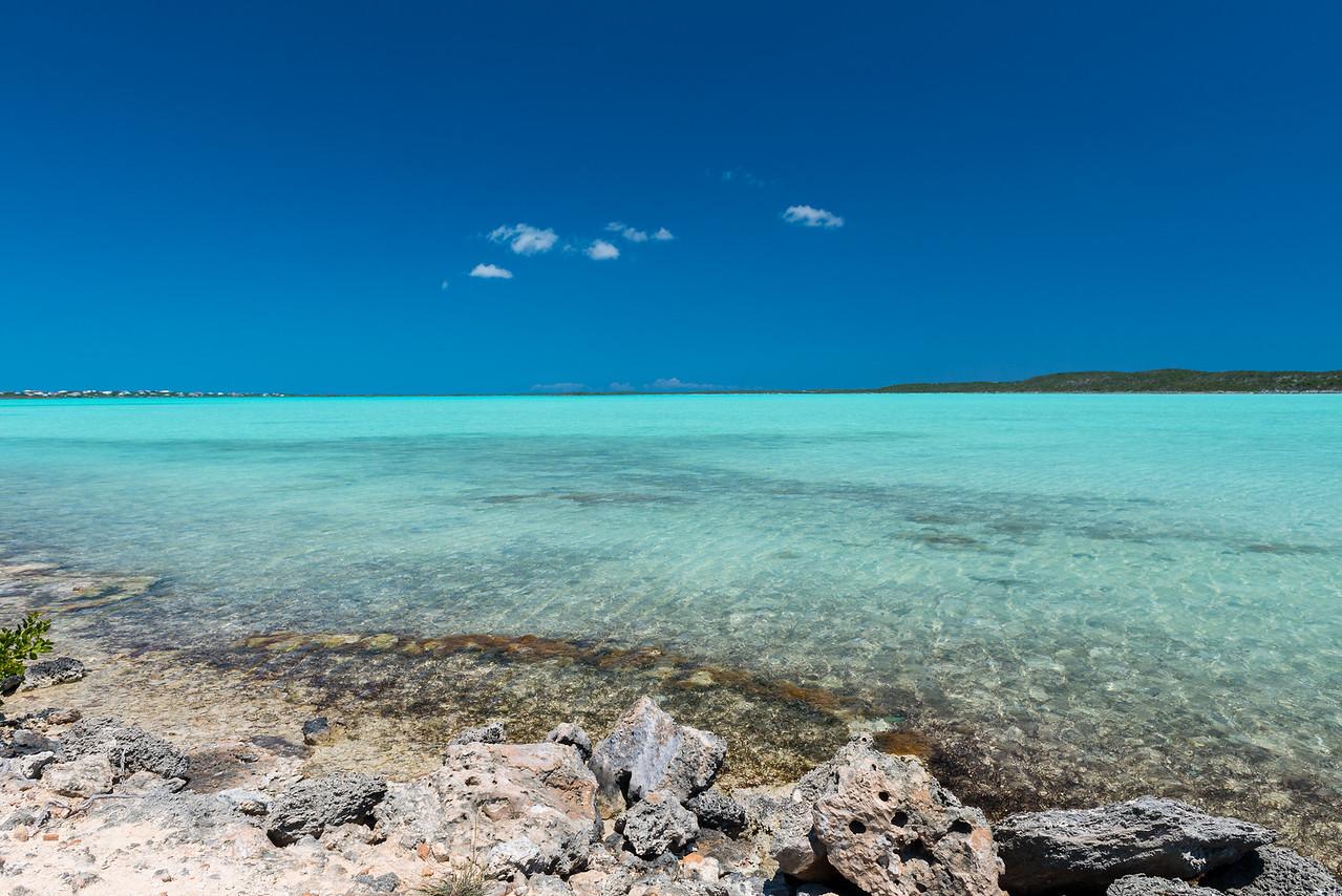 Chalk Sound Shoreline
