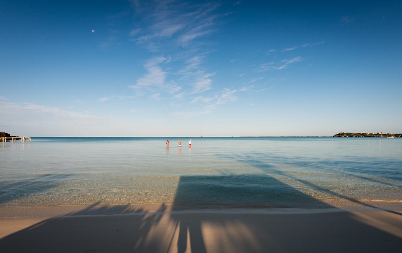 Sapodilla Bay Sunrise
