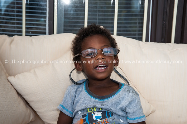 Trying glasses made for someone bigger. Nathan.<br /> Prints & downloads.<br /> Model Release; No.