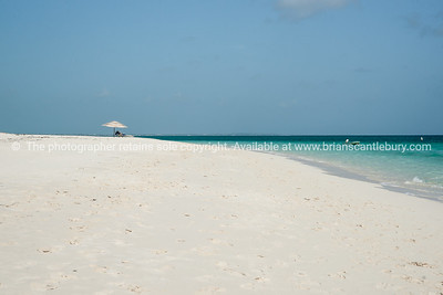 Beautiful Beach, Caribbean white sand, turquoise sea, and blue sky. Providenciales, Turks & Caicos. Prints & downloads.
