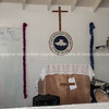 Interior of Church, Blue Hills, Providenciales. <br /> email; rccgtci@yahoo.com