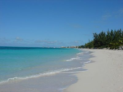 Coral Gardens east to Beaches