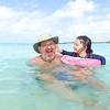 Madeleine Rothschild, Michael Rothschild<br /> <br /> Turks and Caicos, 2016<br /> <br /> Taylor Bay