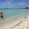 Madeleine Rothschild, Alison Rothschild<br /> <br /> Turks and Caicos, 2016<br /> <br /> Taylor Bay