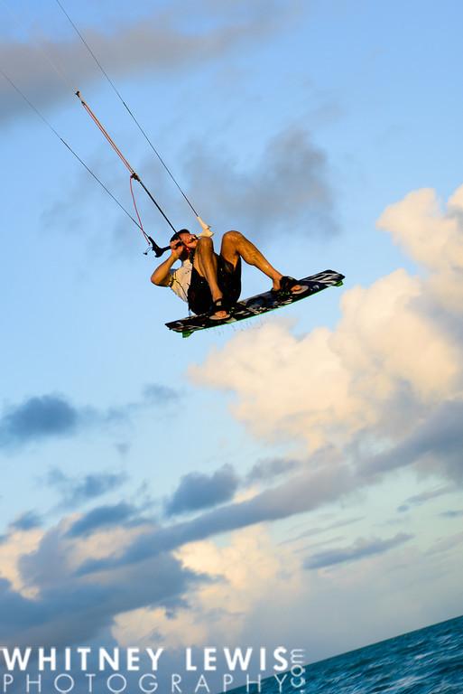 2.19 Kite Surfing