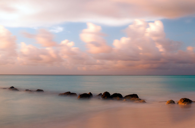 Pelican Beach Pastels