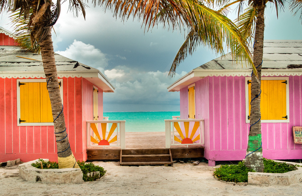 Paradise Sailing Pastels