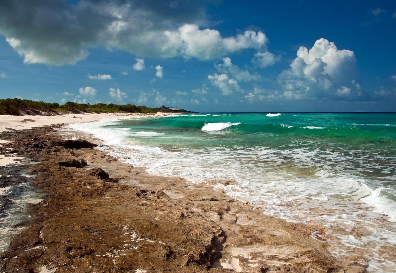 Malcolm Beach Coastline
