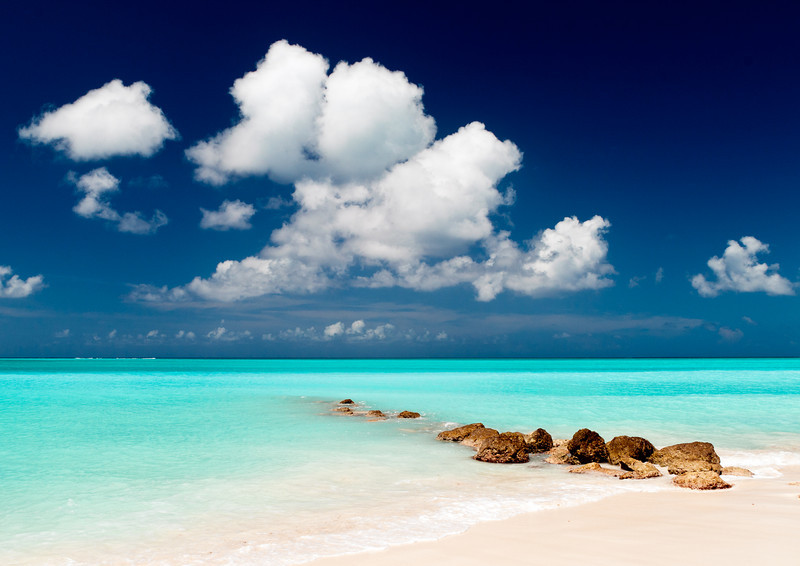 Pelican Beach, Leeward