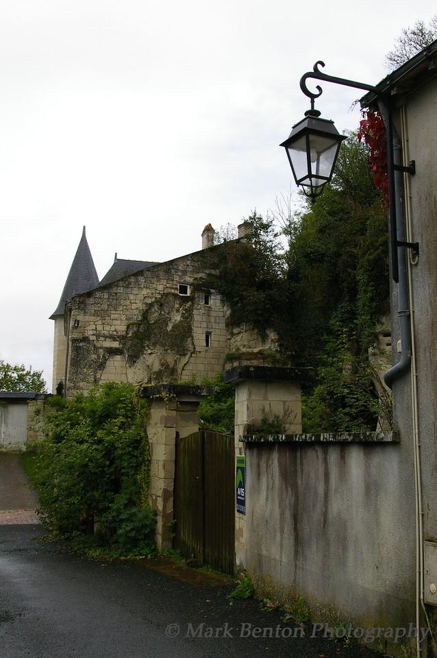 Views on Turquant Village Saumur France