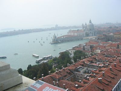 Lido from the Campanile.