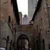 Sn Gimignano, Tuscany 2006