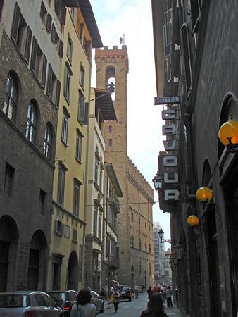 Sept 30 - Firenze: Bargello area, Duomo Museum,  San Lorenzo