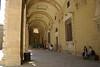 Inside the Palazzo Pitti, Florence.