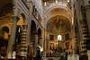The Duomo, inside. Pisa.